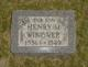 Henry M. Winover