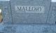 Hattie L <I>Stone</I> Mallory