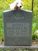 Boyd Monday, Jr