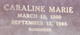 Caraline Marie Champion