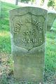 Pvt John A. Birck/Burk