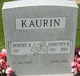 Profile photo:  Dorothy B. <I>Jones</I> Kaurin