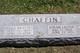 Profile photo:  Hiram Lester Chaffin