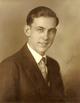 "Profile photo:  John Franklin ""Bucy"" Hawkins"