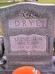 Lessie Drye