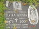 Profile photo:  Elvira Acosta