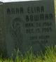 Profile photo:  Anna Elina Bowman