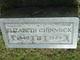 """Profile photo:  Elizabeth """"Libbie"""" <I>Trethrake</I> Chinnock"""