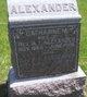 Profile photo: Rev Aaron Judson Alexander