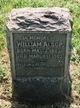 Pvt William Alsop