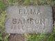 Emma May <I>Horn</I> Samson