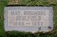 "May Dinsmore ""Fronia"" <I>Peters</I> Skolfield"