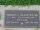 Thomas Logan Branstetter