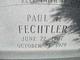 Profile photo:  Paul F. Fechtler