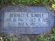 Bernice Ellen Kimble
