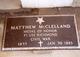 Matthew McClelland