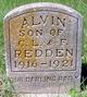 Profile photo:  Alvin Redden