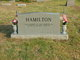 Profile photo:  (family marker only) Hamilton