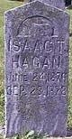Isaac T Hagan