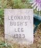 Leonard Moss Bush