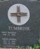 """Terence Michael """"Terry"""" Tumbrink"""