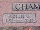 Edith Gail <I>Robertson</I> Chambers