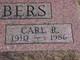 Carl Ray Chambers