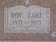Roy Earl Bowles