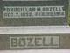 Drusillar <I>Harris</I> Bozell