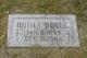 Mary Ruth <I>Fitzgerald</I> Doyle