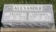 Columbia <I>Van Gray</I> Alexander