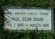 Paul Dean Shaw