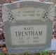 Marie Trentham