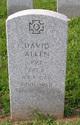 Pvt David Allen
