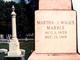 Martha Jane <I>Wages</I> Marble