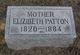 Elizabeth <I>Gramling</I> Patton