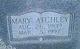 Mary <I>Atchley</I> Trentham