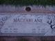 Profile photo:  Betty Marie <I>Starr</I> Macfarlane