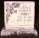 Louisa <I>Turner</I> Kirby