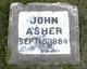 John Asher