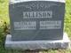 Etta Augusta <I>Underwood</I> Allison