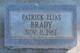 Patrick Elias Brady