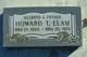 Howard Truman Elam
