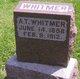 Profile photo:  A T Whitmer