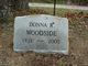 Profile photo:  Donna Rowena <I>Eells</I> Woodside