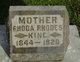 Rhoda <I>Rhodes</I>