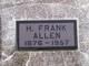 Horace Franklin Allen