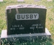 Lulu Jane <I>Austin</I> Busby