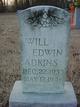 Will Edwin Adkins