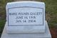 Marie Pounds Gullett